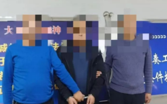 浑源警方2日内抓获3名嫌疑人 破获9起盗窃案件
