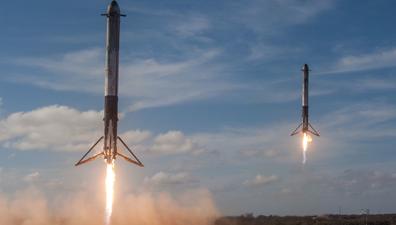 传SpaceX正进行5亿美元融资