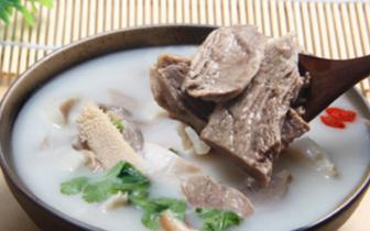 简阳羊肉汤,暖胃又健康