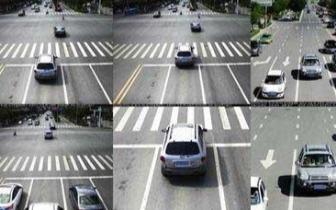 成都交警七分局六处电子监控交通违法处理点位均