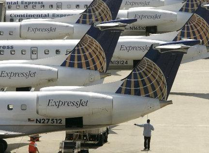 美支线航司ExpressJet Airlines被出售