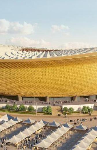 土豪金!2022世界杯体育场外形揭晓