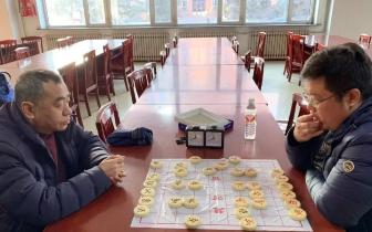 佳大工会举办2018年教职工棋类比赛