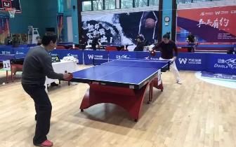 """""""庄里球王""""乒乓球巅峰对决12月22日打响"""