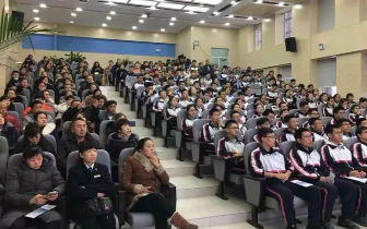 齐齐哈尔中学成功召开自主招生培训讲座