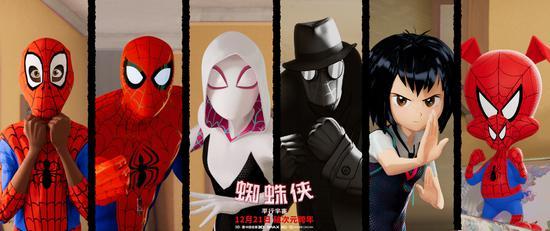 六大蜘蛛侠