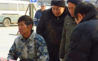 山西省县级以上工会专设农民工接待室
