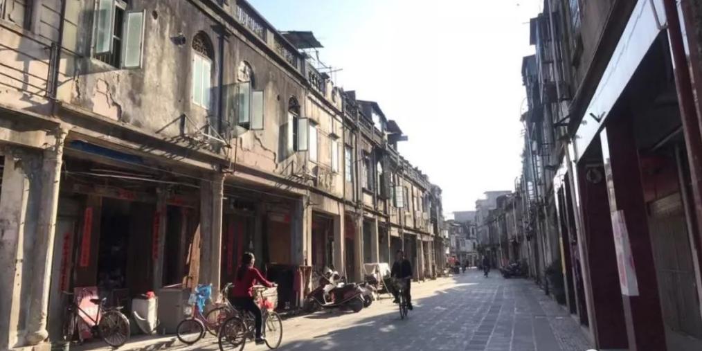 中山路|老城印记:中山路,百年老街的青春张扬