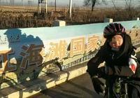 """辽宁""""狼爸""""安排11岁儿子骑行150公里回家 磨练意志"""