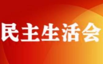 南皮县委常委民主生活会征求意见
