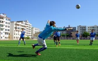 2019年海南琼中国际青少年足球邀请赛招募志愿者