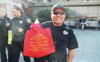 旧金山金光党骗案猖獗华裔频上当 被骗财物难追回