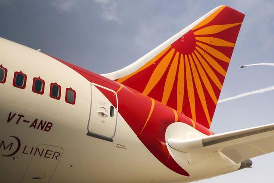 印度考虑向印度航空注资3.3亿美元