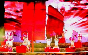 市歌舞剧院能源革命文艺演出初具雏形