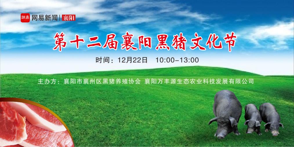 第十二届襄阳黑猪文化节