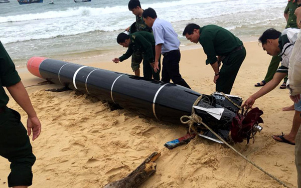 邦防部回应越南渔民捞到华夏鱼雷:越方将尽快奉璧