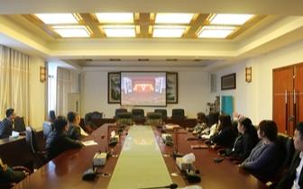 县人大常委会机关组织观看庆祝 改革开放40周年大会直播节目