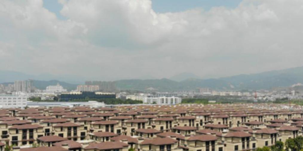 珠光·新城御景:魅力大盘,名企品质,丰顺新区宜居宜业宜游
