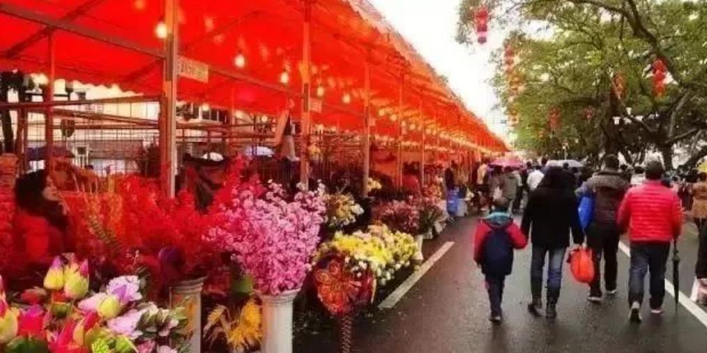 深圳|深圳人气最旺迎春花市下月重启,时间地点都在这