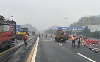 四川首条高速省界收费站拆站 遂宁至重庆中途无需换卡