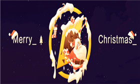您有一封圣诞DIY活动邀请函