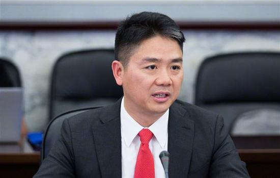 美国检方不起诉后 刘强东道歉:非常自责给妻子带来巨大伤害