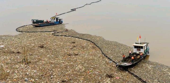 马里亚纳也没逃过污染, 塑料微粒在大量堆积