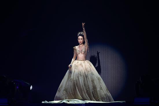莫文蔚在台北举办演唱会