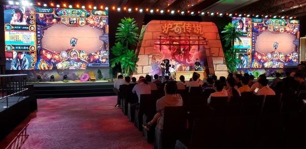 专访网暴合作部电竞总监:炉石未来将引入更多国际赛事