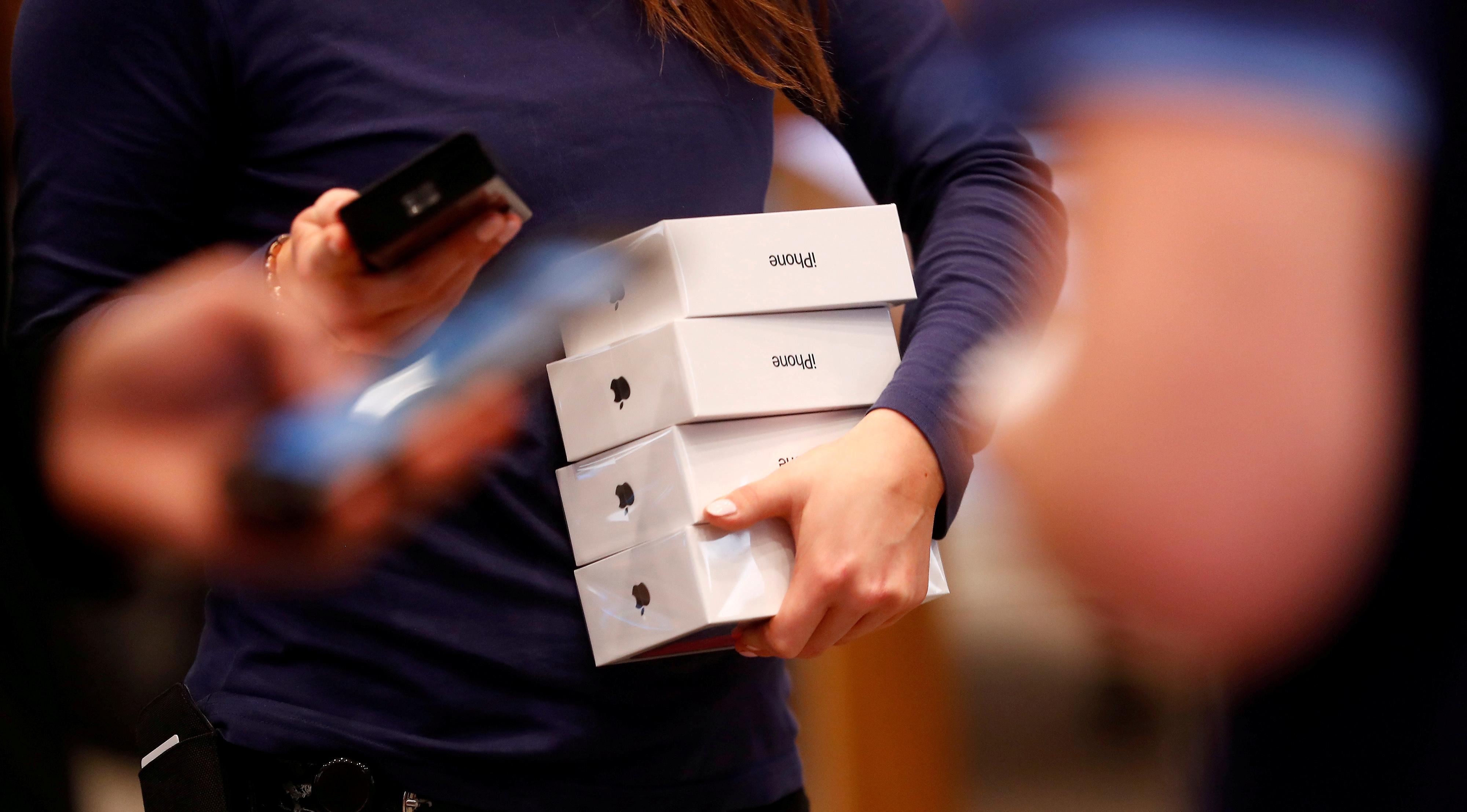 在德国下架在中国继续卖苹果为何敢选择性执行判决