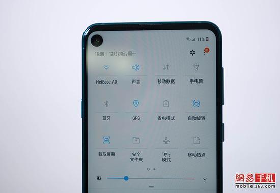 三星A8s评测:从配置到设计都很nice的中端主流产品