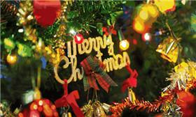与您一起开启圣诞嘉年华!