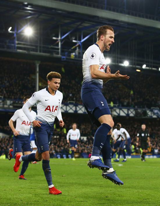 英超积分榜:利物浦4分优势领跑 热刺仅差曼城2分