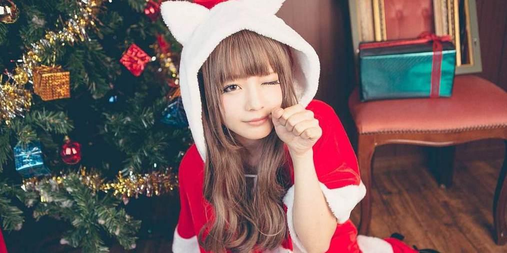 日本女高中生:圣诞节竟然收到这个!