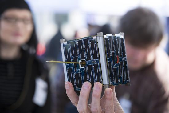 中国创业者进入微型卫星领域 能打破欧美垄断吗