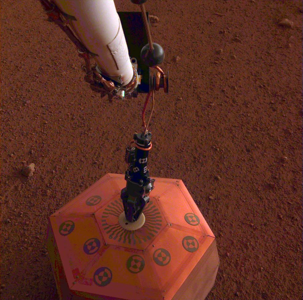 NASA的圣诞礼物: