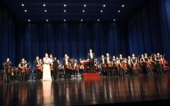 """音乐会@""""零距离""""聆听经典!珠海市民新年音乐会奏响"""