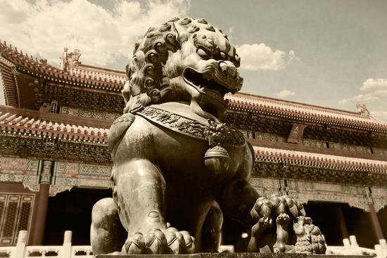 书摘 睡狮之醒:佛教神兽如何变成中华象征?