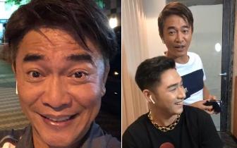 吴宗宪力挺儿子复出演艺圈 父子俩将同台上节目