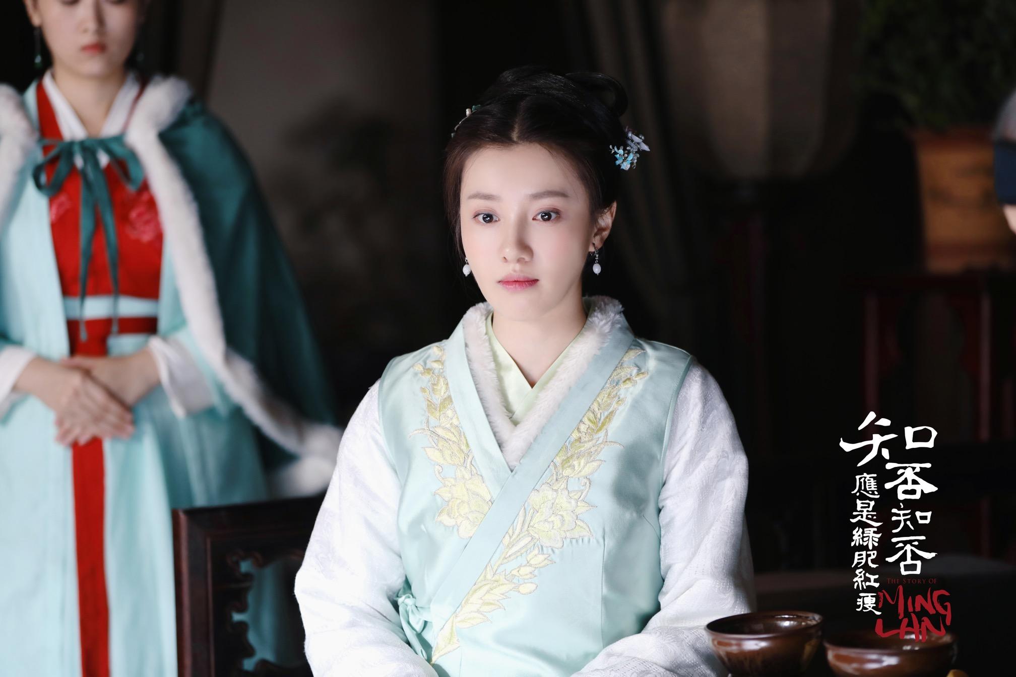 《知否》开播 王鹤润挑战年龄差演绎长姐华兰