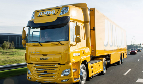 续航100公里载重40吨 荷兰DAF交付首辆纯电动卡车