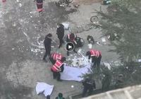 北京交通大学一实验室爆炸 120:现场发现尸体