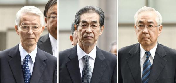 日本东电3名前高层获刑:福岛核事故中过失致人死伤
