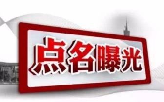 江西纪委重磅通报 13人因形式主义、官僚主义被处理