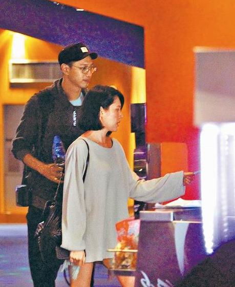 许玮甯被曝与摄影师男友结婚 曾与阮经天相恋八年