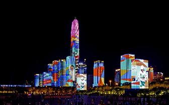 提个醒!中心区灯光表演28日起暂停,春节后恢复