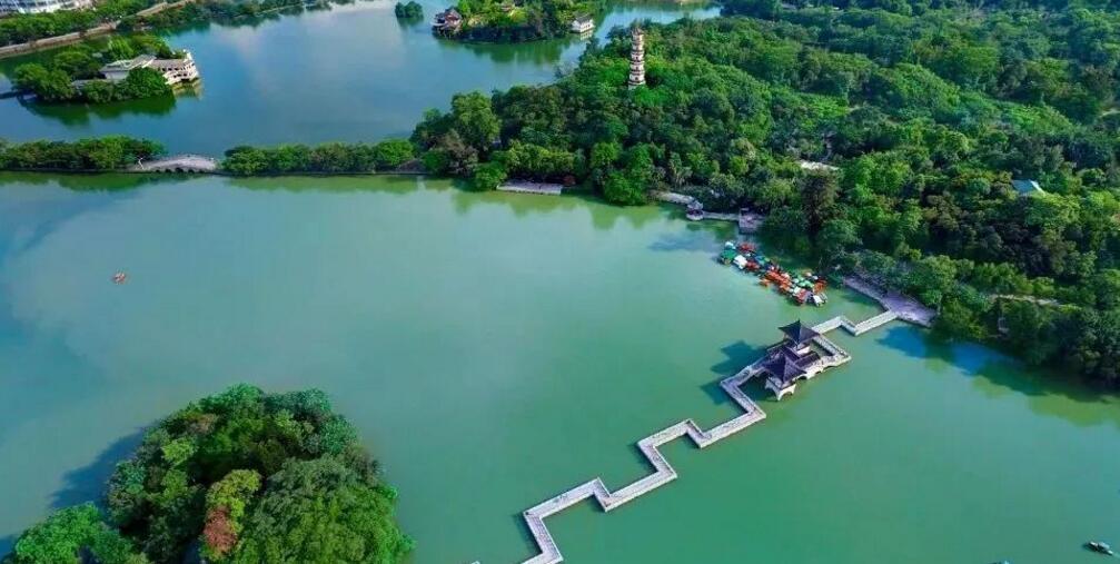 喜讯!水生态文明城市建设试点,惠州通过验收了