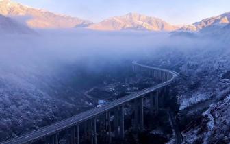 预警!凉山将迎低温雨雪天气,雅西高速拖乌山段有中到大雪