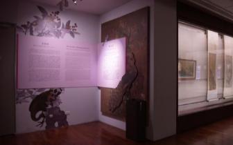 """到台北故宫博物院看他们笔下的""""来禽图"""""""