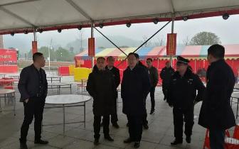 张湘汉带队赴韶山检查旅游安全工作